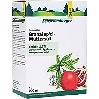 Schoenenberger Granatapfel Muttersaft, 3 x 200 ml preisvergleich bei billige-tabletten.eu