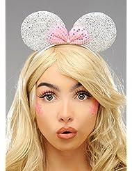 Suchergebnis Auf Amazon De Fur Minnie Mouse Ohren Haarreife