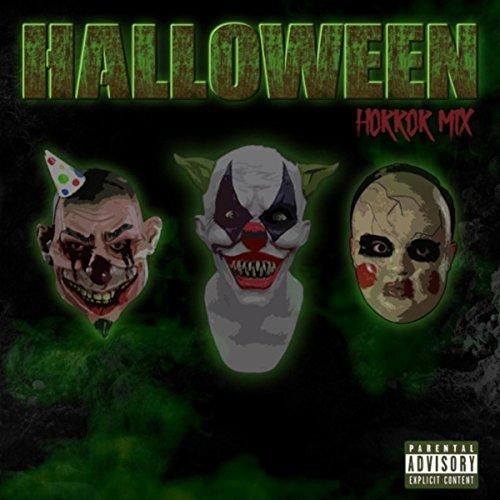 Halloween Horror Mix (feat. Slyzwicked, Spek One, Insane Poetry, Smallz One & MC Val)