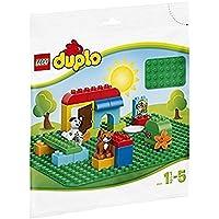 LEGO Duplo 2304 - Große Bauplatte Kreatives Vorschulspielzeug, grün