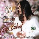 Songtexte von Ana Gabriel - 30 grandes éxitos