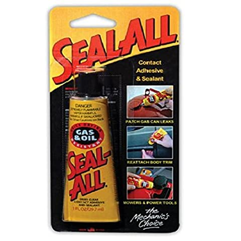 Seal-All — Gas & Oil-Resistant Adhesive