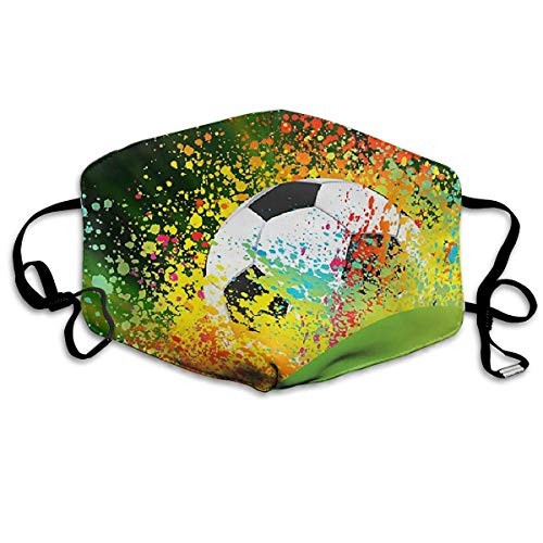 Protectores bucales, Mask Anti Dust, Unisex Football