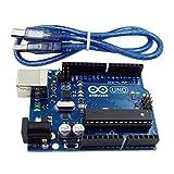 Uno R3mega328p atmega16u2Development Board pour Arduino + Câble USB