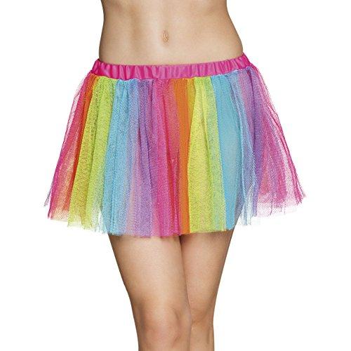 inbow, One Size (Regenbogen-tutu Halloween Kostüm)