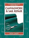 Canvaswork and Sail Repair (IM Sailboat Library)