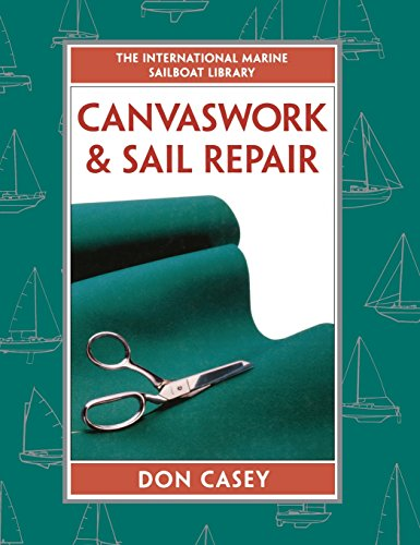 Canvaswork and Sail Repair (International Marine Sailboat Library)