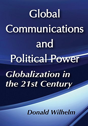 Global Communications and Political Power (Studies in Judaism) (English Edition)