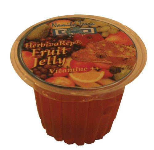 Namiba Terra 0288 HerbivoRep Vitamin-Frucht Jelly für Reptilien 16 g, 6-er Pack