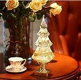 HAPPYMOOD Weihnachten Lampe USB Batterie Modi Baum Fee Romantisch Dekration Licht zum Zimmer Party Zuhause Zimmer Benutzen , warm white