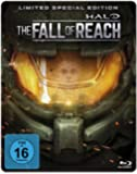 Halo - The Fall of Reach - Steelbook [Blu-ray] [Limited Edition]
