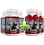 Horlaxen - Muskelwachstums-Pille für effektiven Muskelaufbau und Fettabbau | Kaufe 3 Flaschen und erhalte 2 gratis dazu | (5 Flaschen)