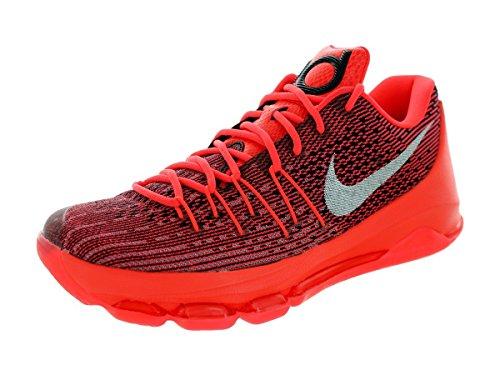 Nike KD 8, Scarpe da Basket Uomo, Talla Rot