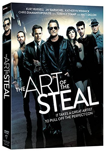 Art Of The Steal, The by Kurt Russell