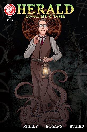 Herald: Lovecraft & Tesla #6 (English Edition)