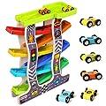 WERTY MEI Kinderspielzeug Strandspielzeug Puzzle Montieren Kinder Spielzeugautos 2-3-6 Jahre Altes Baby Eisenbahn Auto Geburtstagsgeschenk für Kinder von WERTY