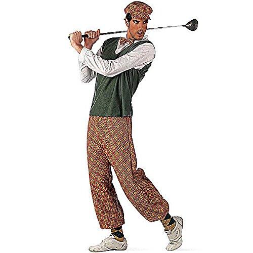 Limit Sport - Disfraz de jugador de golf para adultos, talla XL (MA217)