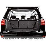Kleinmetall Masterline VW Golf VII Variant Bj: 2013 bis heute, passgenaues Trenngitter / Hundegitter / Gepäckgitter