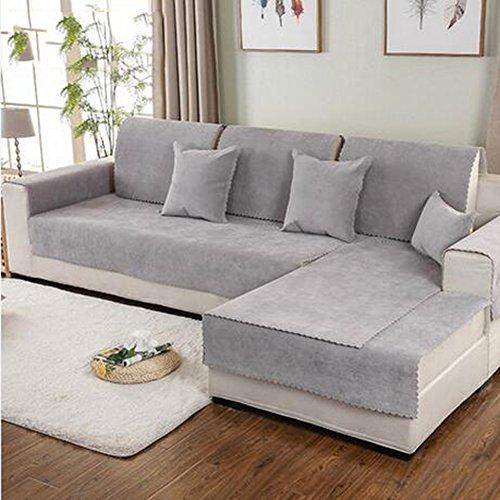 L&zr cuscino del divano urina impermeabile couch cover, per animali domestici cat scratching protector set di divani, spessa sofà slipover, per lo spostamento e lo stoccaggio a lungo termine,90*240cm