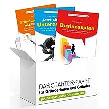 Starter-Paket für Gründerinnen und Gründer (jeder-ist-unternehmer.de)