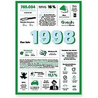 Tolle Geschenkidee: Jahreschronik 1998