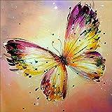 BaZhaHei 5D Diamant Malerei Stickerei Gemälde Strass eingefügt DIY Kreuzstich Stickerei Malerei Kreuzstich Kunst Handwerk für Home