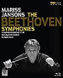 Beethoven: Complete Symphonies [Mariss Jansons, Bavarian Radio Symphony Orchestra] [Arthaus: 107536] [Blu-ray] [2013]