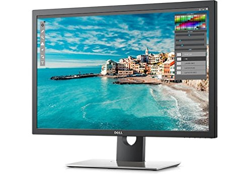 Dell UP3017 Premier Colour 30-Inch (2560x1600DP) IPS LED Back Widescreen Monitor