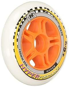 Hyper Hyperformance Plus G Inliner Rollen für Erwachsene, Inline-skates-Komponente, Sport & Freizeit - Größe: 80mm