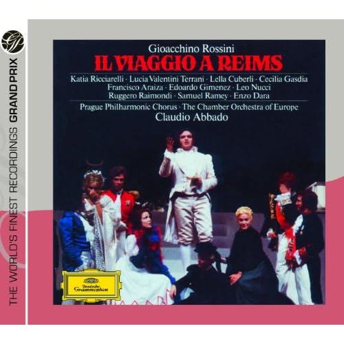 """Rossini: Il viaggio a Reims - """"Ah! perché la conobbi?"""" / """"Invan strappar dal core"""""""