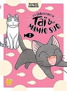 Les Chaventures de Taï et Mamie Sue Edition simple Tome 2