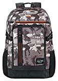"""Best AmazonBasics Kids Backpacks - Solo North7th 15.6"""" Laptop Backpack, Tan/Orange Review"""