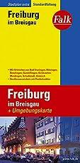 Falk Stadtplan Extra Standardfaltung Freiburg im Breisgau