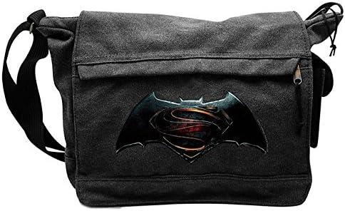 ABYstyle DC Comics Messenger Bag Bag Bag con Logo Batman V Superman Big Dimensione   all'ingrosso    Molto apprezzato e ampiamente fidato dentro e fuori    Uscita  cbc228