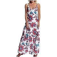 Rick Cardona Damen-Kleid Maxikleid Mehrfarbig Größe 17 (34)