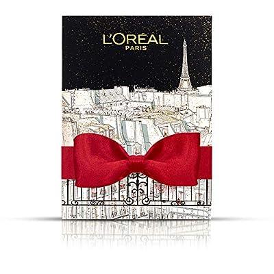 L'Oréal Paris - Calendrier de l'Avent Maquillage Noël 2019 - Coffret de 24 Surprises