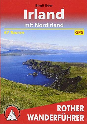 Irland: mit Nordirland. 67 Touren. Mit GPS-Tracks (Rother Wanderführer)