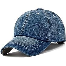 Cappello Uomo del Cotone Berretto da Baseball delle Ragazze dei Ragazzi  Snapback di Hip Hop Cappello d4373a0332e6