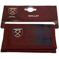 Portafoglio ufficiale delle squadre di calcio con stemma del logo in velcro  (diverse squadre tra ad4529f12c5c