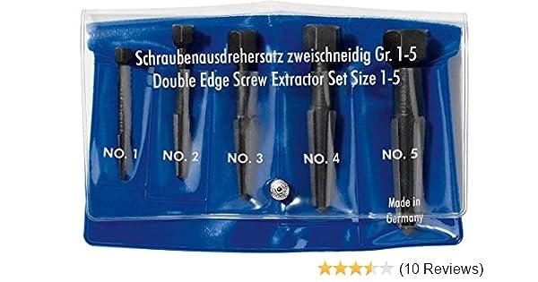 Rennsteig Schraubenausdreher 2-impétueux taille 1