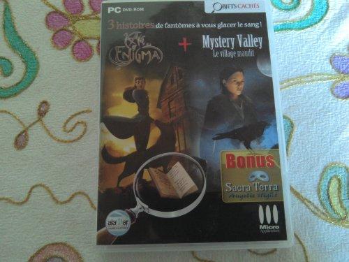 Preisvergleich Produktbild Alter of Enigma + mystèry Valley + Sacra Terra