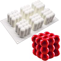 Trapez duftende Eisberg Kerzenform Seasaleshop /DIY Silikon handgemachte Kerzenform