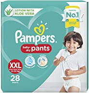 Pampers Diaper Pants, XX-Large, 28 Count