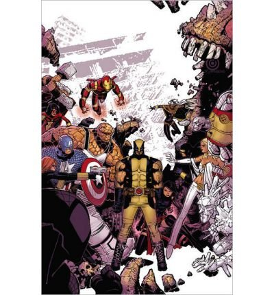 Wolverine & the X-Men by Jason Aaron - Volume 3 (Avx) (Wolverine & the X-Men) Aaron, Jason ( Author ) Oct-10-2012 Hardcover
