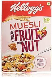 Kellogg's Extra Muesli - Crunchy Fruit and Nut, 550g Carton
