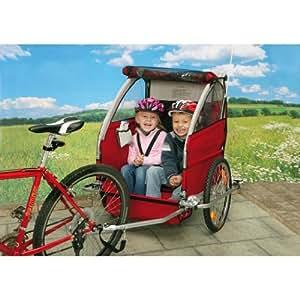 Profe x  Security Plus Remorque de vélo homme