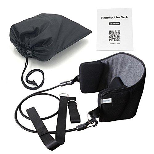 Cervical Neck Traction Device for Head & Shoulder Relief Neck neck Hammock Neck Massager Hammock Door neck Hammock Neck Stretcher to Relieve Fatigue
