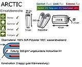 L Mumien Schlafsack Norskskin Arctic 4 Jahreszeiten bis -23 Grad (Links) -