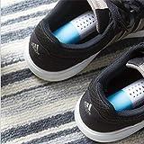 Unikia Scarpe Deo-Neutralizzatore di odori-antibatterico-Borsa sportiva a secco medio-Odore Rimozione-Deodorante per scarpe armadio valigia-Colore Blu