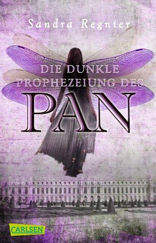 Buchseite und Rezensionen zu 'Die dunkle Prophezeiung des Pan' von Sandra Regnier